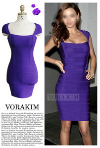 Violet herve leger dress[����� ���ǽ�][���������� st. ���ǽ�][������ ���ǽ�][�ش���ǽ�]�İ� Ư����! �ֹ�����!�÷��� Ư���ϰ� �̻��� !